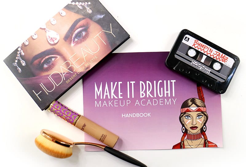 Makeup Academy - Make it Bright - By Kristina